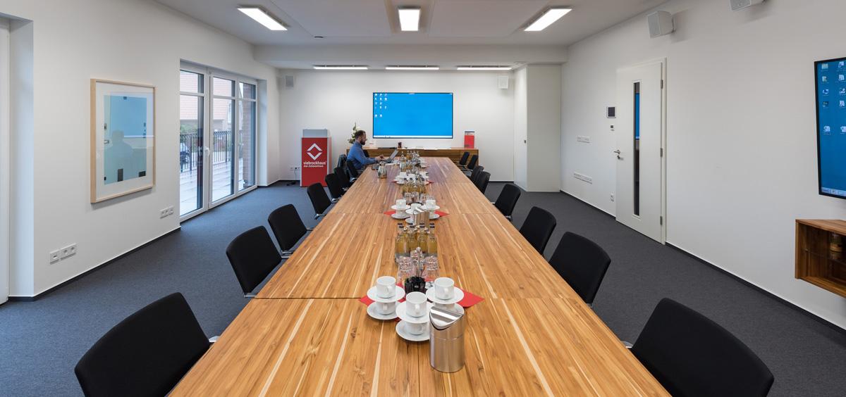 Viebrockhaus Bürogebäude Planung Der Beleuchtung E Plan 11
